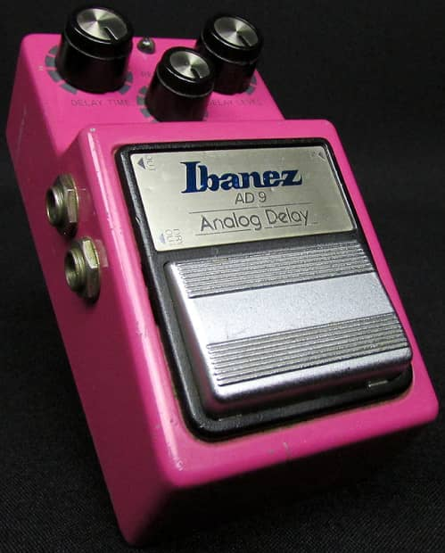 Ibanez Analogue Delay : 1981 ibanez ad9 analog delay all stock and clean reverb ~ Hamham.info Haus und Dekorationen