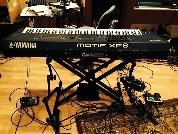 Hard Case For Yamaha Motif