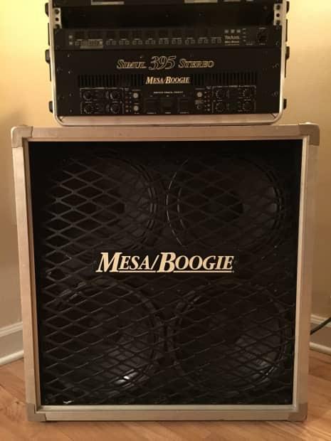 Mesa Boogie Road Ready 4x12 1992 Black Reverb