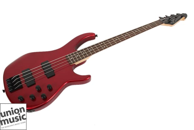 peavey millennium 4 ac bxp metallic red 4 string bass guitar reverb. Black Bedroom Furniture Sets. Home Design Ideas