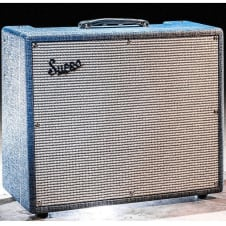 Supro S6420 Thunderbolt Plus 1x15 with Rectifier B-Stock image