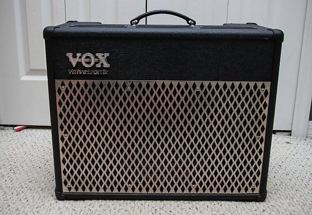 vox valvetronix ad50vt reverb. Black Bedroom Furniture Sets. Home Design Ideas