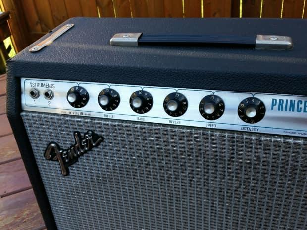 1978 fender princeton reverb tube electric guitar amp mint reverb. Black Bedroom Furniture Sets. Home Design Ideas