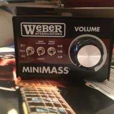 Weber MiniMass Attenuator - 50 Watt (Brand New) image