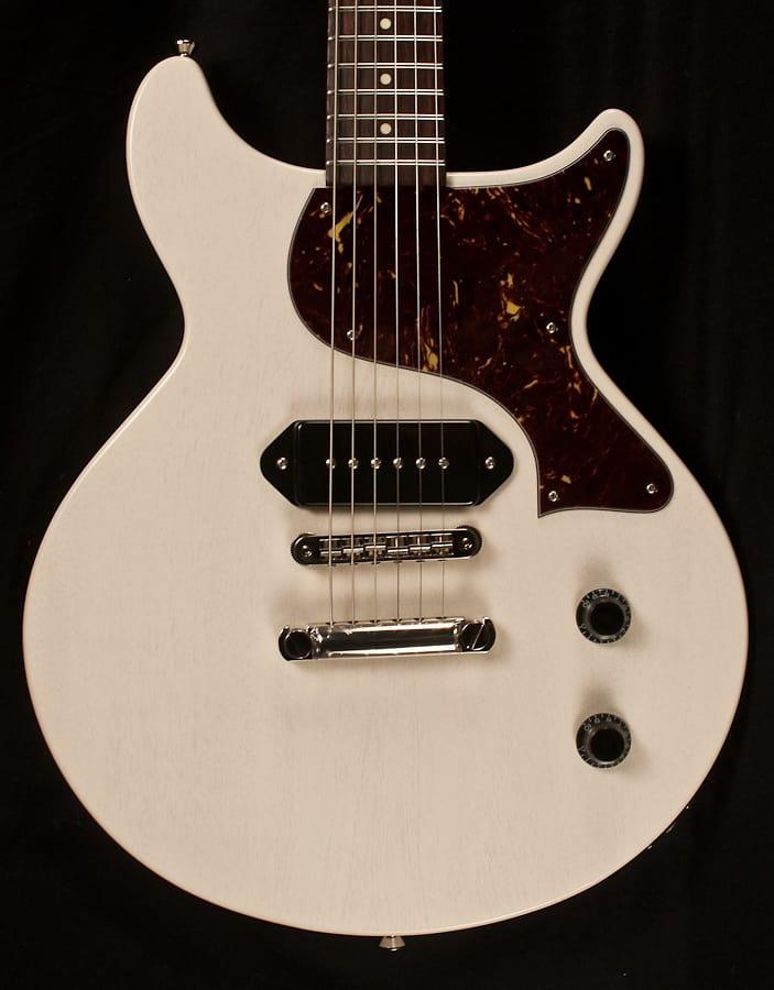 collings 290 dc s vintage white electric guitar reverb. Black Bedroom Furniture Sets. Home Design Ideas