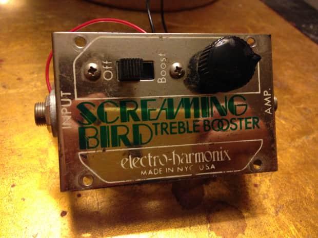 electro harmonix screaming bird 1975 reverb. Black Bedroom Furniture Sets. Home Design Ideas
