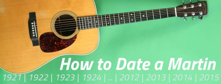 Dating martin instruments