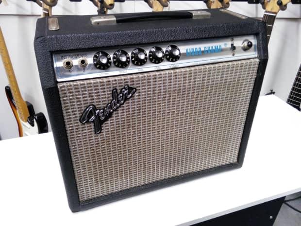Vintage Fender Tube Amps 7