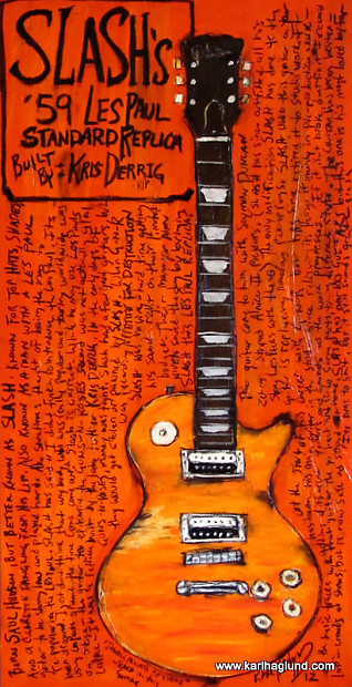 Les Paul Archivi Af Custom Guitar Works