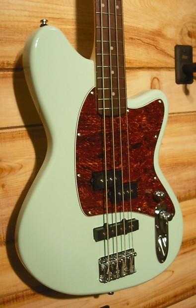 new ibanez tmb100 talman electric bass guitar mint green reverb. Black Bedroom Furniture Sets. Home Design Ideas