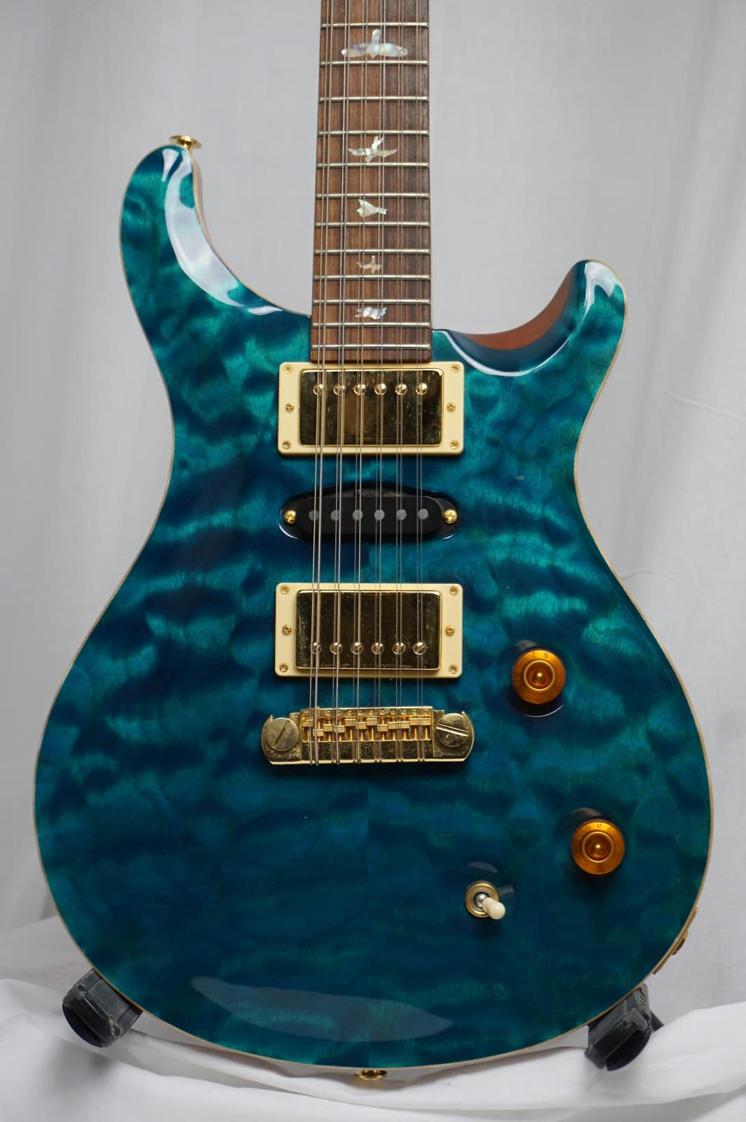 Prs custom 22 quilted maple 10 top dating 6