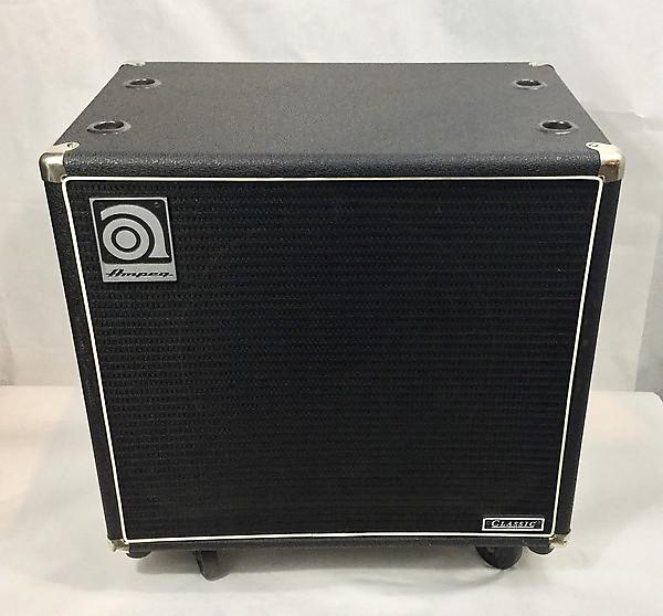 ampeg svt 15e bass amplifier cabinet used reverb. Black Bedroom Furniture Sets. Home Design Ideas