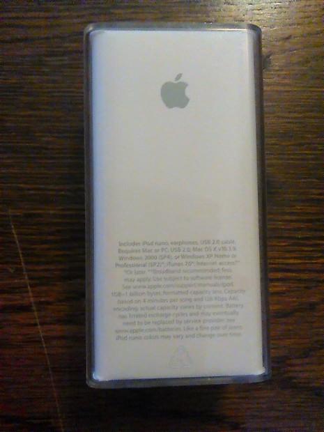 apple ipod 2nd generation manual