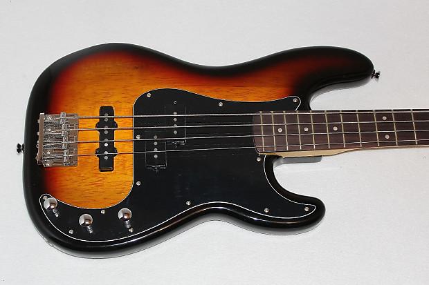 Fender Squier Vintage Modified Precision Bass Pj Electric