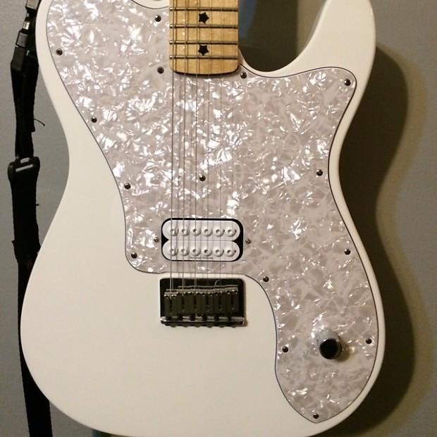 Fender Telecaster '72 Deluxe Polar White | Reverb