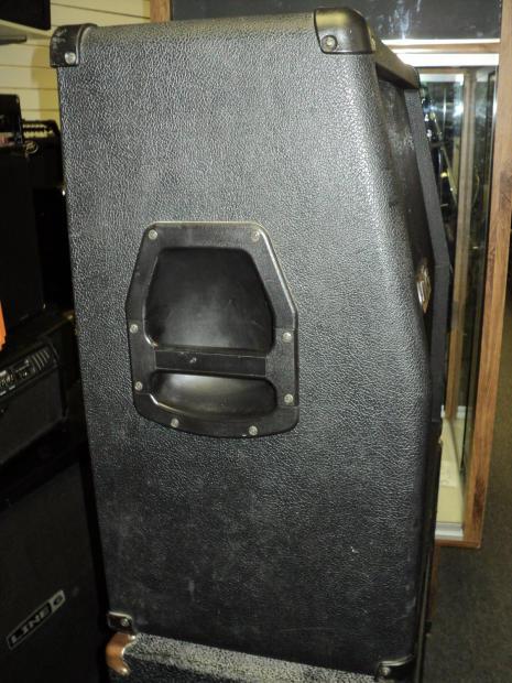 crate gx412xs 4x12 120w 8 ohm electric guitar speaker slant cabinet reverb. Black Bedroom Furniture Sets. Home Design Ideas