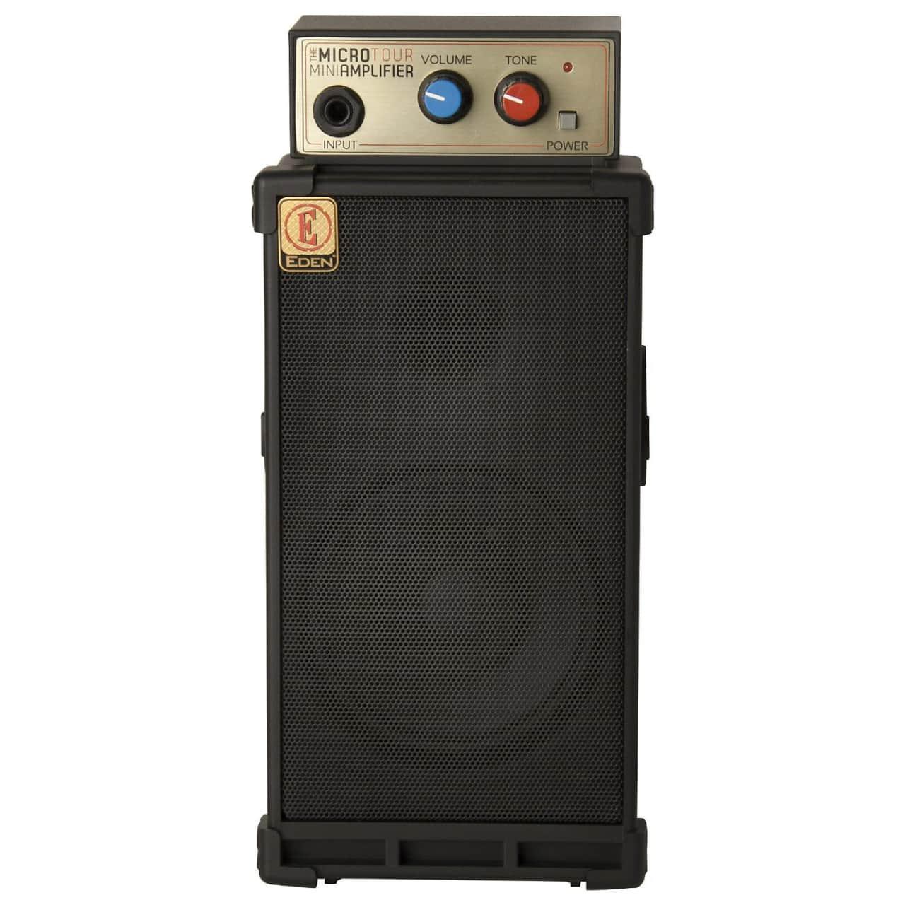 eden usm microtour u portable micro bass amplifier reverb. Black Bedroom Furniture Sets. Home Design Ideas