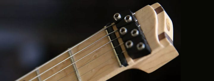 Headless Guitars: Who Makes Them and Why