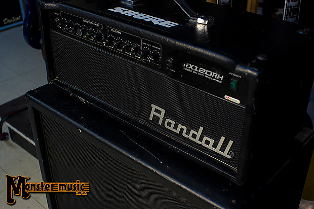 Randall Rx120rh And Rx412 Half Stack : randall rx120rh half stack reverb ~ Hamham.info Haus und Dekorationen