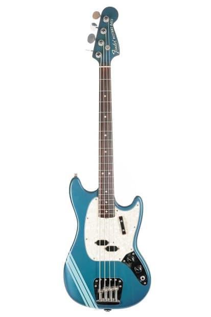 Fender Mustang Bass 1969 | Reverb  Fender Mustang ...