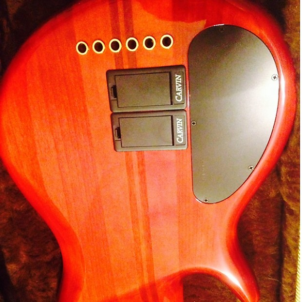 Carvin Icon 6 String Reverb