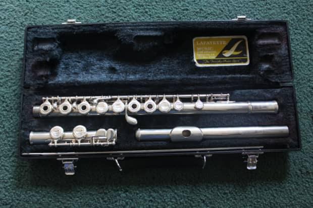 Yamaha yfl 281 flute reverb for Yamaha yfl 221 student flute