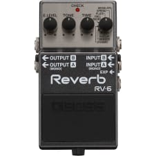 Boss Rv 6 Reverb image