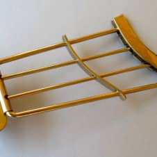 Hofner Committee Tailpiece  Archtop, Kay, Harmony and others image