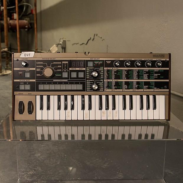 microkorg synthesizer vocoder manual pdf