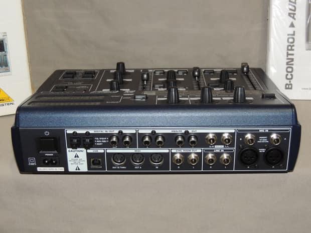 Behringer bca2000