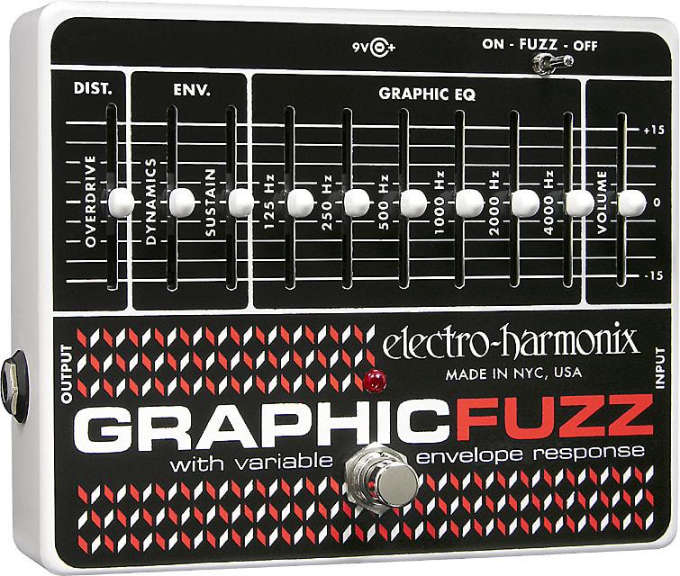 Electro-Harmonix Graphic Fuzz 2015