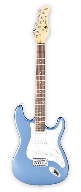 jay turser classic strat style electric guitar jt 300m reverb. Black Bedroom Furniture Sets. Home Design Ideas