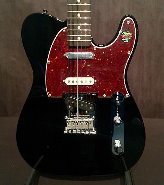 Fender Deluxe Nashville Power Tele - worlds-best-guitars ...