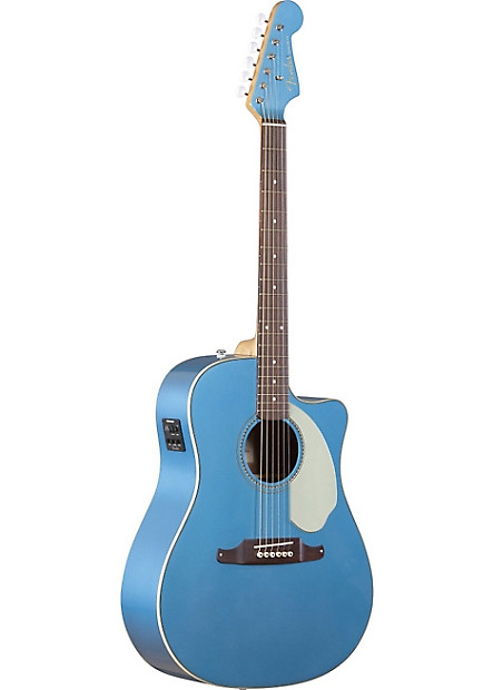 Fender Sonoran SCE Bucket Review | Chorder.com