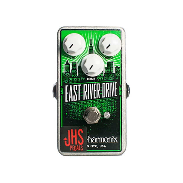 jhs pedals electro harmonix east river drive hi gain mod reverb. Black Bedroom Furniture Sets. Home Design Ideas