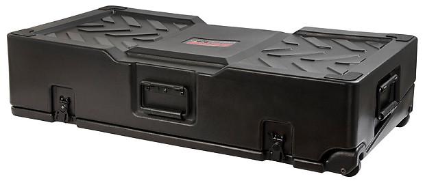 Gator G Gigbox2 Updated Gig Box Pedal Board Guitar Stand