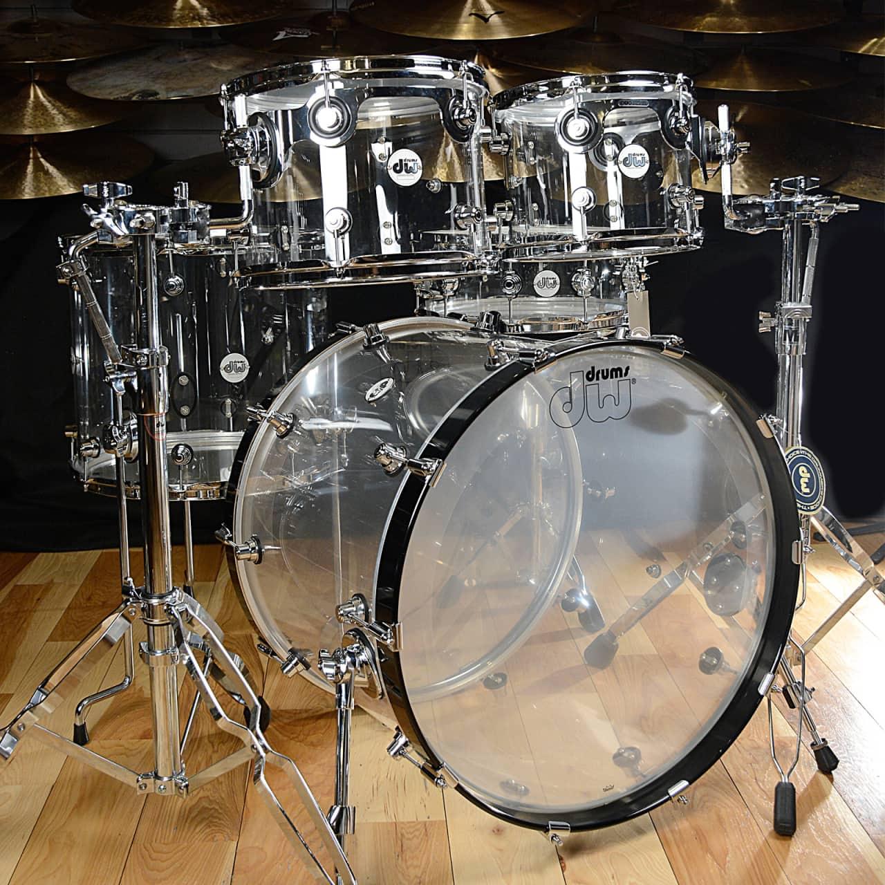 dw design series 10 12 16 22 5pc drum shell drum kit reverb. Black Bedroom Furniture Sets. Home Design Ideas