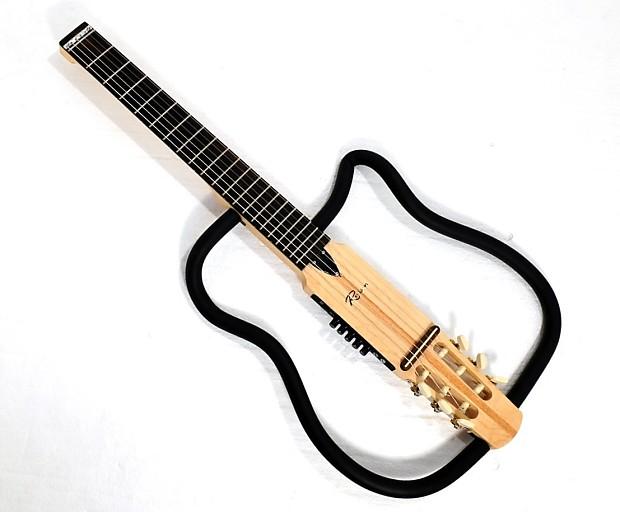 silent electric nylon string traveler guitar reverb. Black Bedroom Furniture Sets. Home Design Ideas