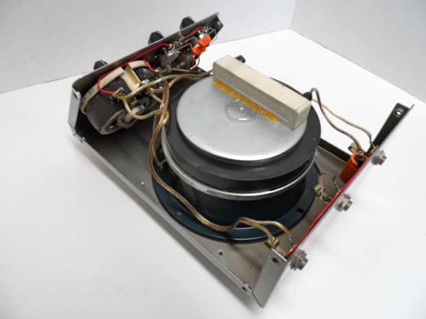 vtg vintage weber mass attenuator load 100 watt ohm tube amp reverb. Black Bedroom Furniture Sets. Home Design Ideas