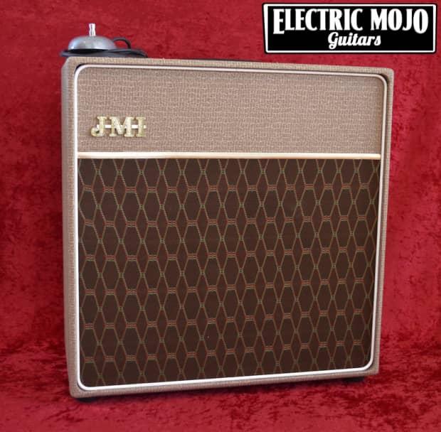 new jmi ac15 vox replica guitar amp beige tolex alnico. Black Bedroom Furniture Sets. Home Design Ideas