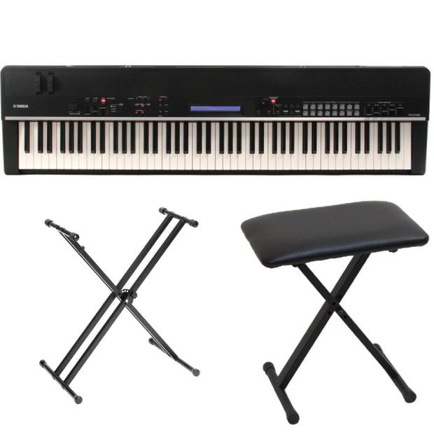 Yamaha cp4 stage 88 note wooden key stage piano with stand for Yamaha cp4 stage 88 key stage piano