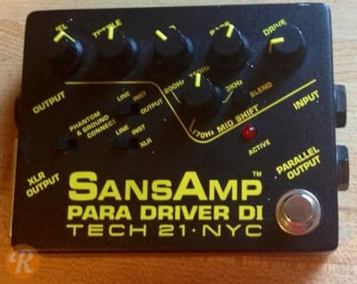 Sans amp para driver
