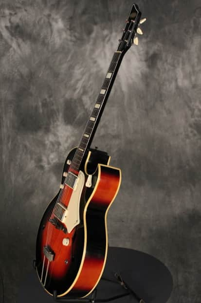 Supro National Belaire Jazz Guitar ES-175 body made by ...