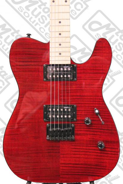 dean guitars nv fm trd nashvegas flame hum hum solid body electric guitar trans red reverb. Black Bedroom Furniture Sets. Home Design Ideas