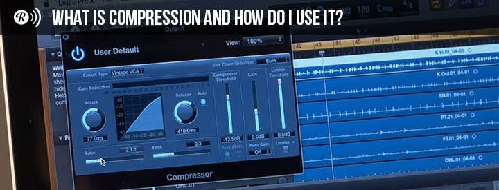 What is Compression and How Do I Use it?