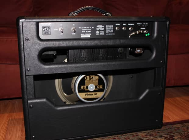 Black Cat Cougar Amp