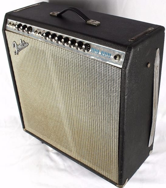 dating super reverb amp Find great deals on ebay for 1974 fender twin reverb shop with confidence skip to main  new f&t fender amp capacitor kit for twin reverb, super reverb, pro reverb.