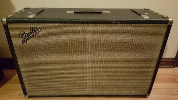 Vintage Fender Cabinet 50
