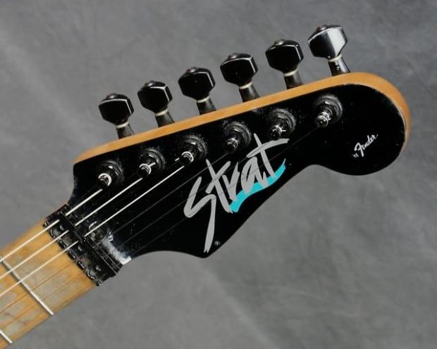1989 Fender Hm Quot Heavy Metal Quot Series Strat Stratocaster