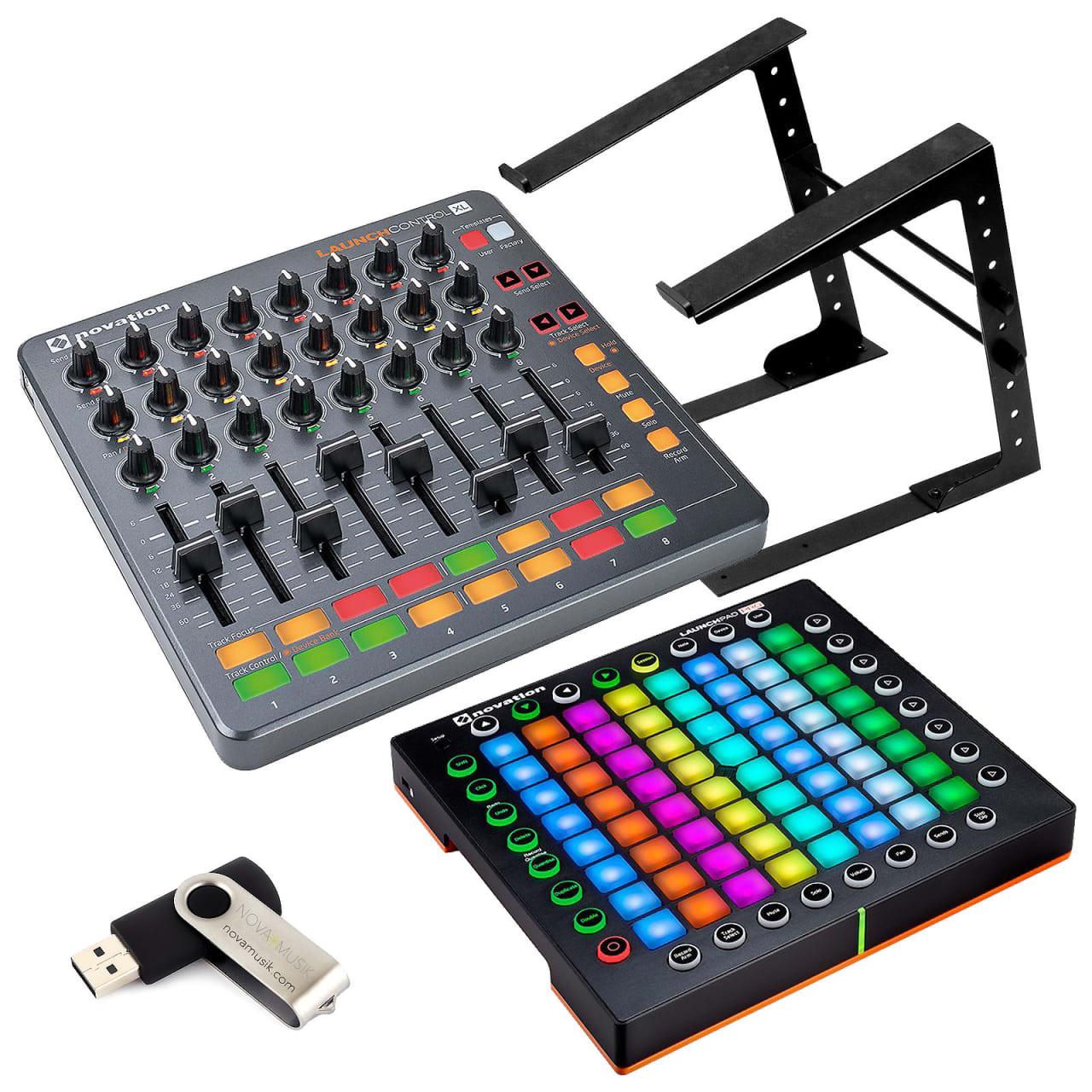 novation launchpad pro launch control xl producer kit reverb. Black Bedroom Furniture Sets. Home Design Ideas